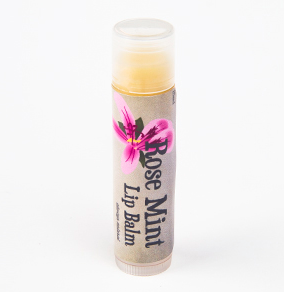 "Lip Balm ""Rose Mint"""