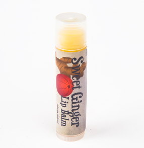 "Lip Balm ""Sweet Ginger"""