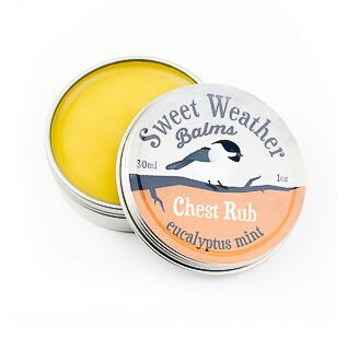 Sweet Weather Balms - Chest Rub