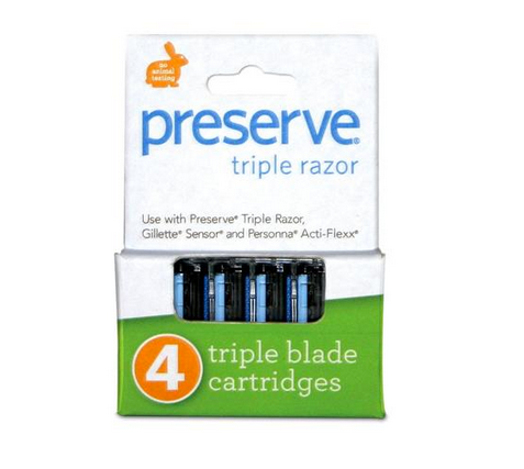 Triple Replacement Blades