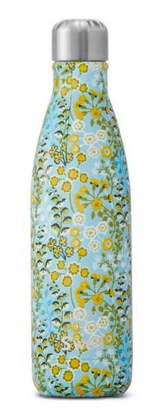 Insulated Stainless Steel Bottle - Primula Blossom