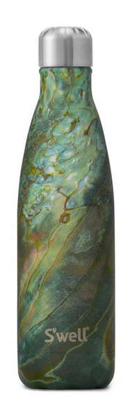 Insulated Stainless Steel Bottle - Abalone