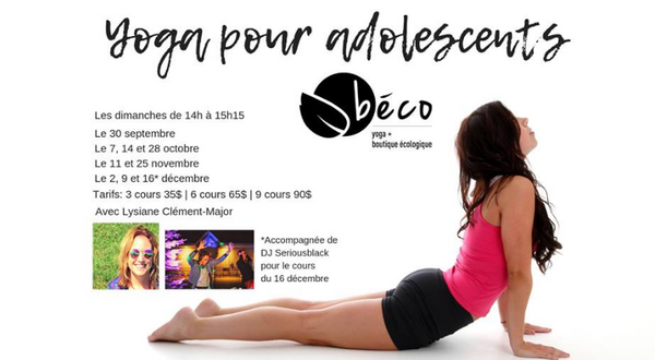 Yoga pour adolescents/Yoga for Teens