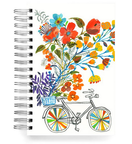 "Jumbo Journal ""Bike Basket"""