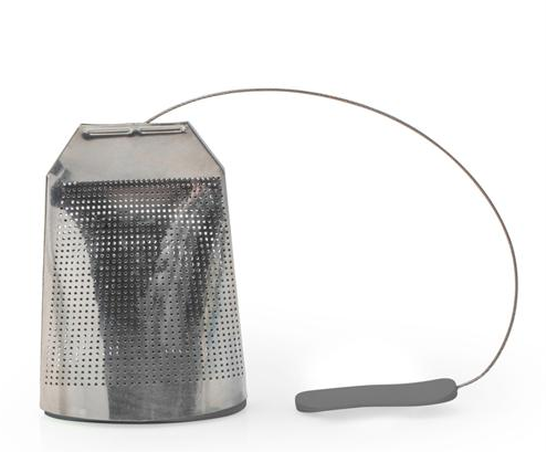 "Ch'a Stainless Steel Tea ""Bag"" Infuser"