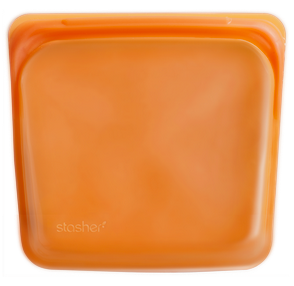 Stasher Reusable Silicone Storage Bag - Sandwich Size