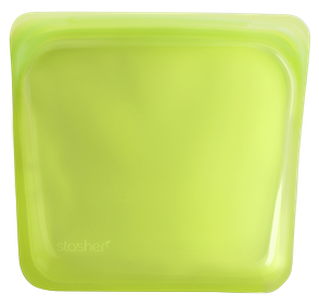 Stasher Reusable Silicone Storage Bag - Sandwich