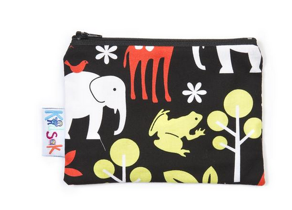 Reusable Snack Bag, Small - Jungle