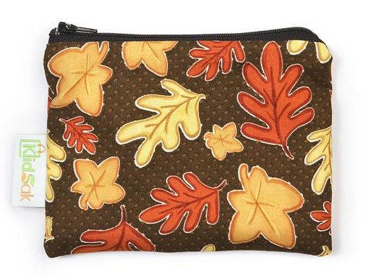 Reusable Snack Bag, Small - Autumn