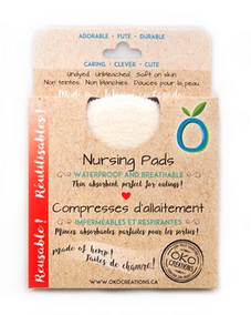 Nursing Pads, waterproof and breathable (4 Pack)