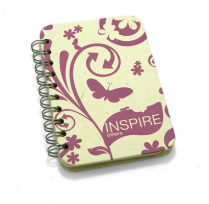 Inspire Journal - Purple