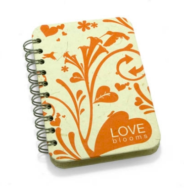 Love Journal - Orange