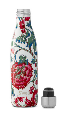 Insulated Stainless Steel Bottle - Suzani