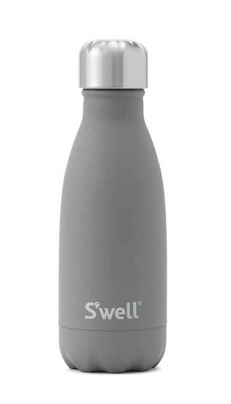 Insulated Stainless Steel Bottle - Smokey Quartz