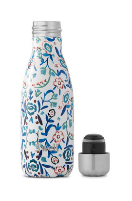 Insulated Stainless Steel Bottle - Blue Cornflower