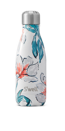 Insulated Stainless Steel Bottle - Madonna Lily