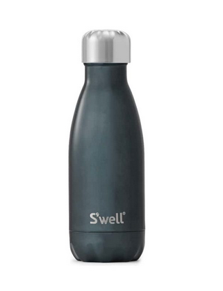 Insulated Stainless Steel Bottle - Blue Suede