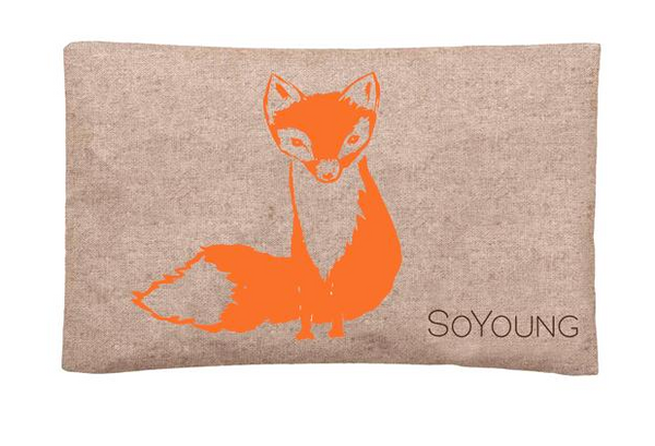 No Sweat Ice Pack - Orange Fox