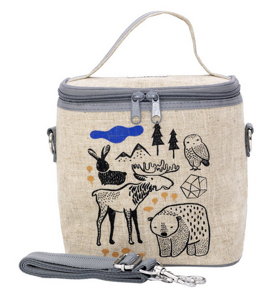 Insulated Wee Gallery Nordic Small Cooler Bag