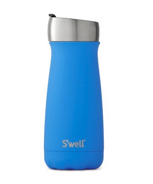 Insulated Stainless Steel Traveler - Geyser Commuter