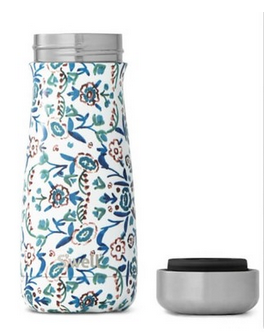 Insulated Stainless Steel Traveler - Blue Cornflower