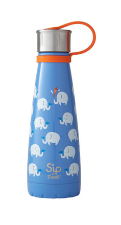 Insulated Stainless Steel Bottle - S'ip by S'well - Bath Time