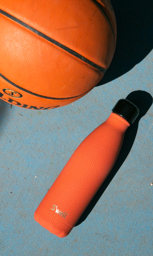 Insulated Stainless Steel Bottle - Slam Dunk