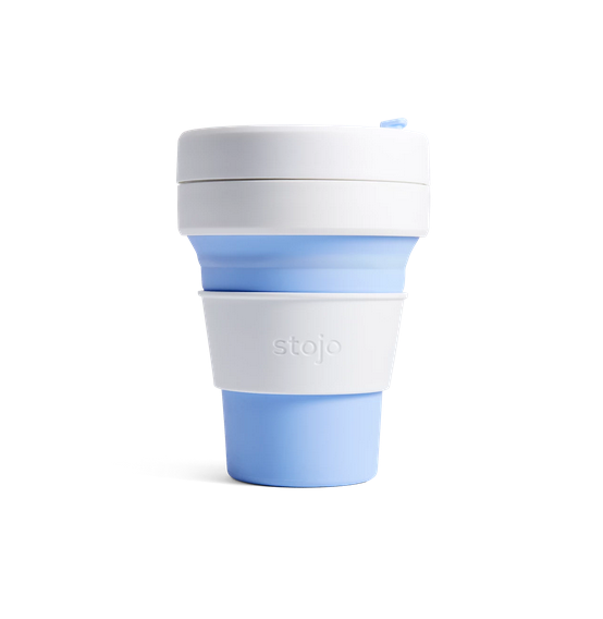 stojo Collapsible Pocket Travel Cup (Assorted Colors)