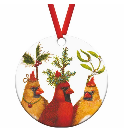 Holiday Party Ornament