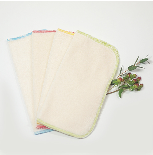 Organic Cotton Baby Wipes (4 Pack)