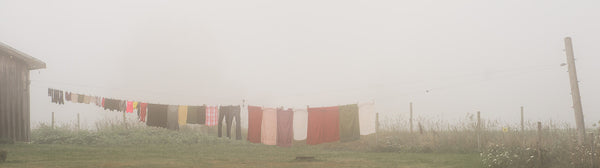 "Ernest Cadegan Photography ""Farm Laundry"""