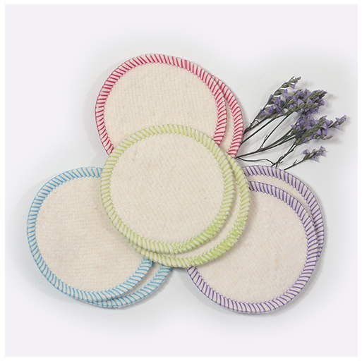 Makeup Removal Pads (8 Pack)