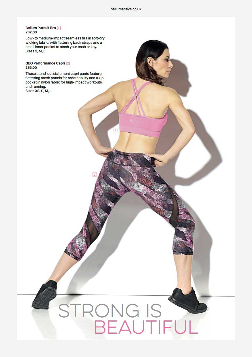 Bellum Active Look Book 2016 Page 7