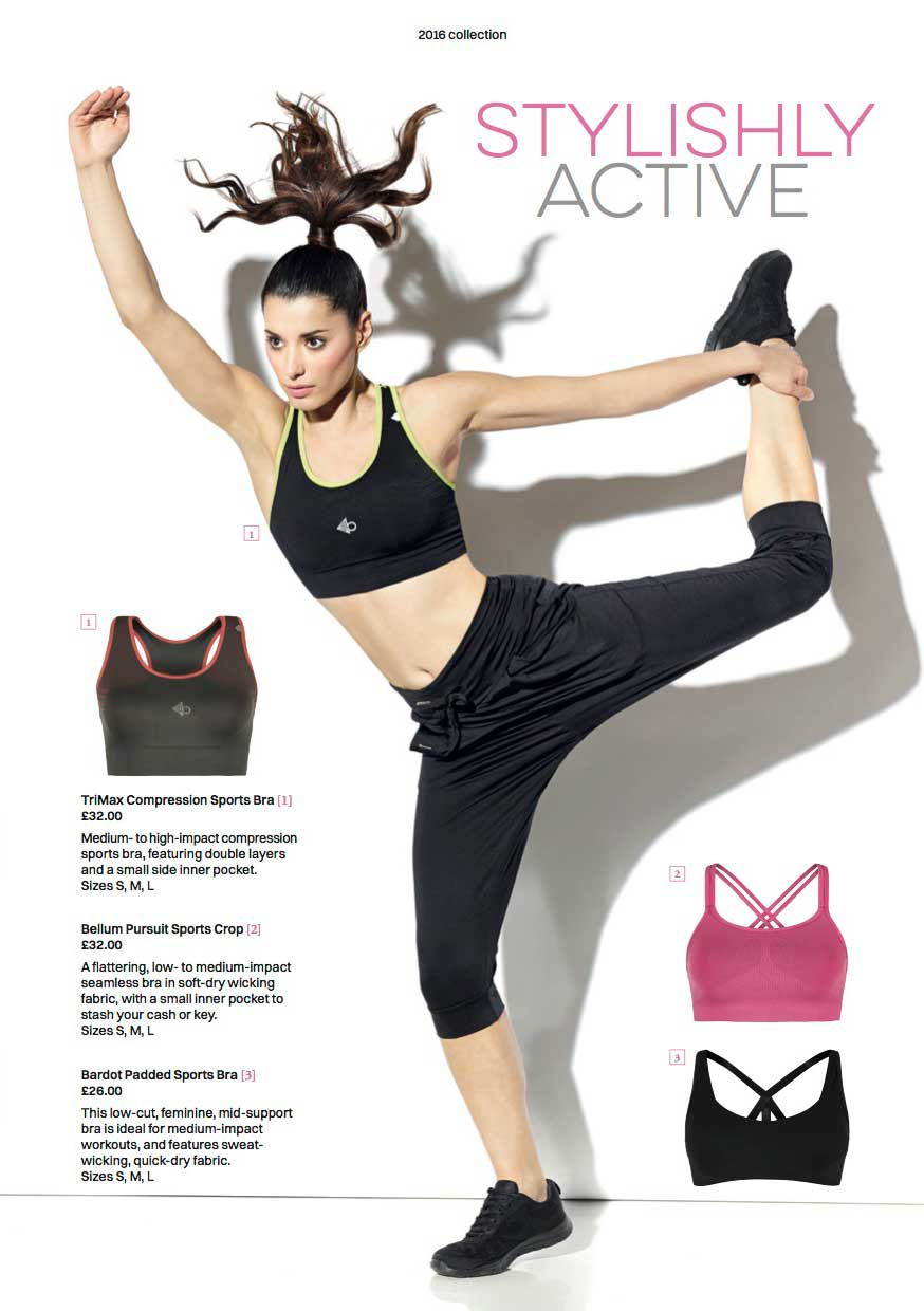 Bellum Active Look Book 2016 Page 10