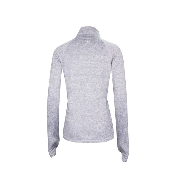 Zip up run top - by Bellum Active