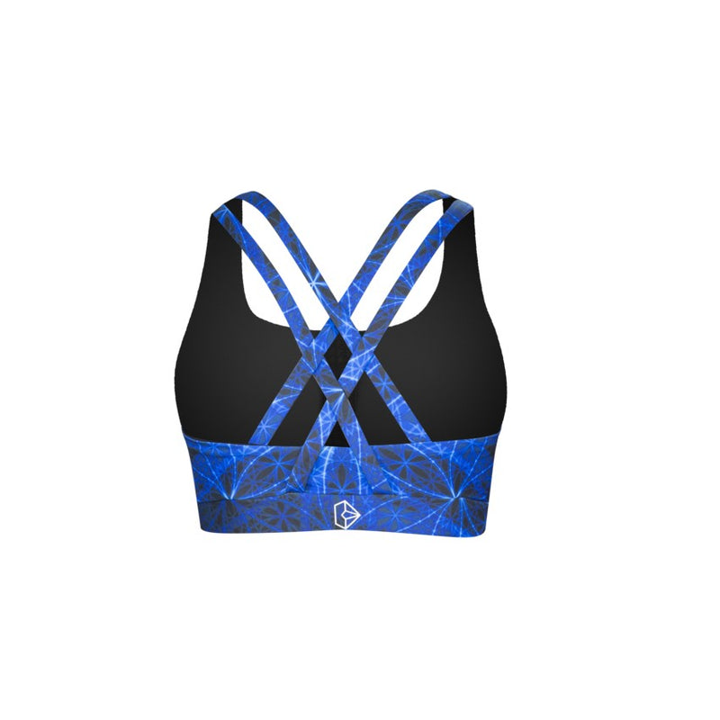 Starlight Sports Bra - by Bellum Active