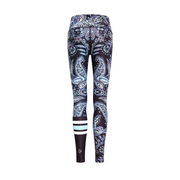 Performance Power Leggings - by Bellum Active