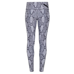 SILVER SNAKE LEGGINGS - by Bellum Active