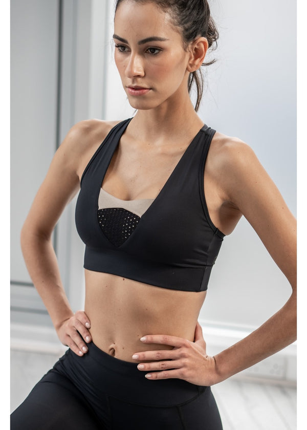 PURA Renew Sculpt Eco-conscious Sports Bra - by Bellum Active