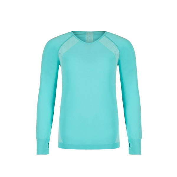 QSKIN Antibacterial Run Top - by Bellum Active