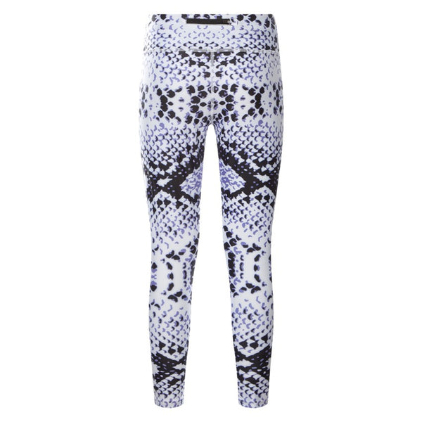 White snake Leggings - by Bellum Active
