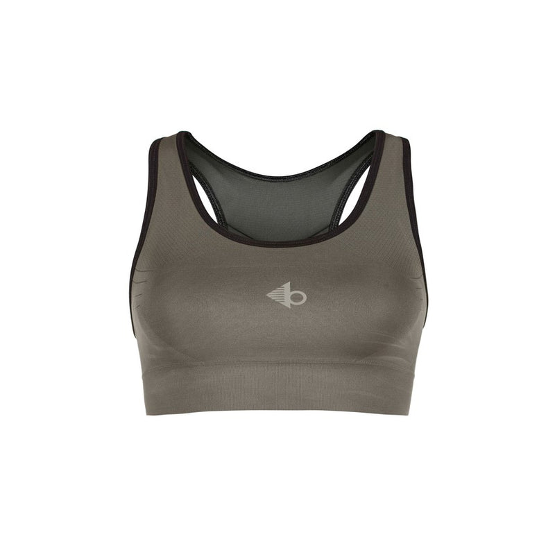TriMax Compression Seamless Sports Bra - by Bellum Active