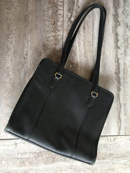 Coach 9872 Classic Compartment Tote