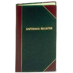 Church Register and Record Books