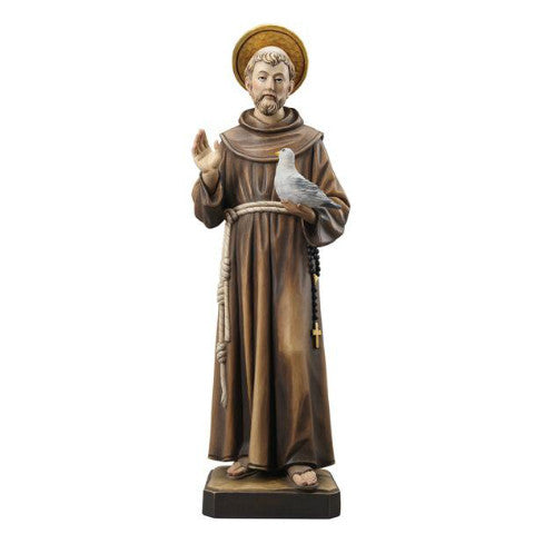 242000 St. Francis Statue