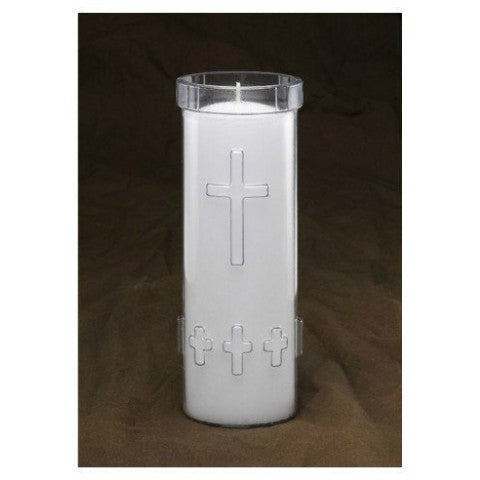7-Day Plastic Sanctuary Candles