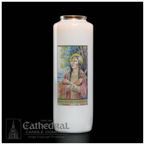 St. Kateri Tekakwitha Sacred Image Lights and Globes