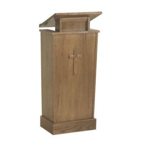 327 Adjustable Lectern