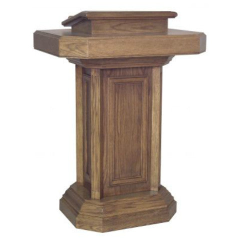 355 Pedestal Pulpit