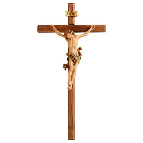 703000 Crucifix Leonardo - Cross Straight